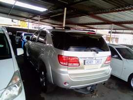 Toyota Fortuner 3.0D4D 4x2 Manual For Sale