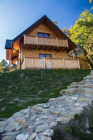Pieniny noclegi domki w górach wynajem Białka Tatrzańska Szczawnica Falsztyn - image 2