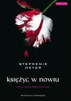 Księżyc w nowiu (CD mp3 audiobook) Stephenie Meyer audiobook