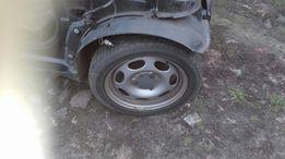 Smart fortwo for two felgi kola stalowe .