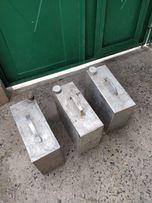 Продам алюминевые канистры 40 литровые