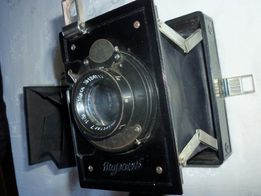 Продам антикварные фотоаппараты: ТУРИСТ, ZENIT-Е и фотовспышку