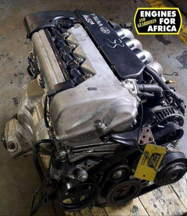 Toyota Corolla Rxi 1.8L Dohc 2zz engine Used For Sale. 0