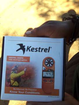 Kestrel 3500FW Professional Fire and Weather Meter
