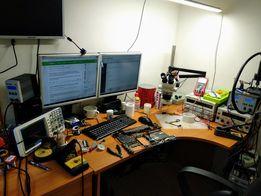 Ремонт компьютеров, ноутбуков, телефонов и другой техники.