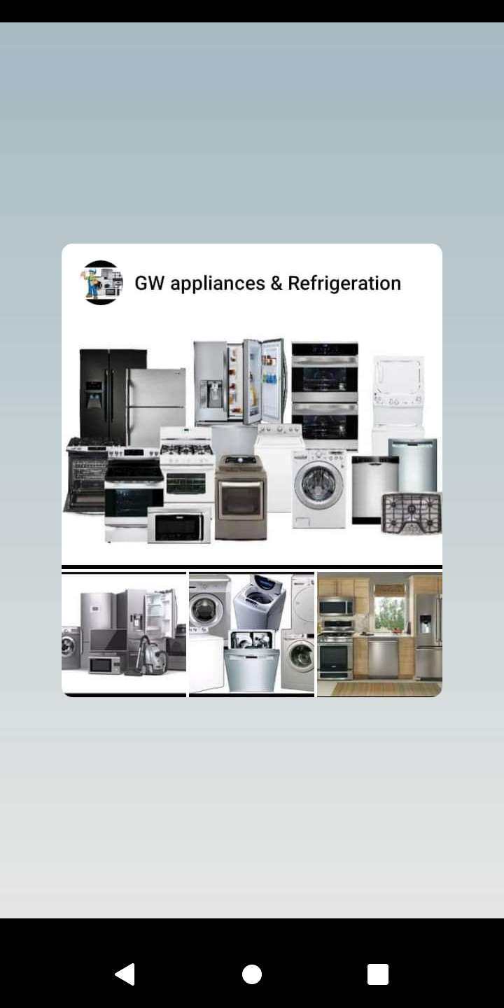 GW Appliances & Refrigeration