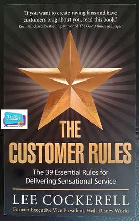 Lee Cockerell The Customer Rules