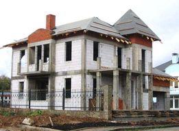 Строительство домов,фундамент. Бетонные работы. Опалубка. Отмостка.