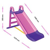 Дитяча гірка для катання, спуск, пластикова горка детская пластиковая