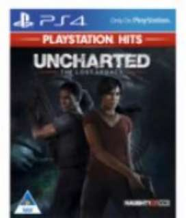 Uncharted The Lost Legacy (PS4 Hits)