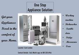 One stop appliance solution