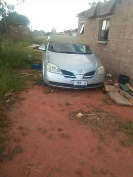 Nissan Primera stripping for parts