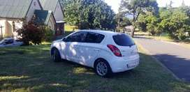 2010 Hyundai i20 manual 1.6