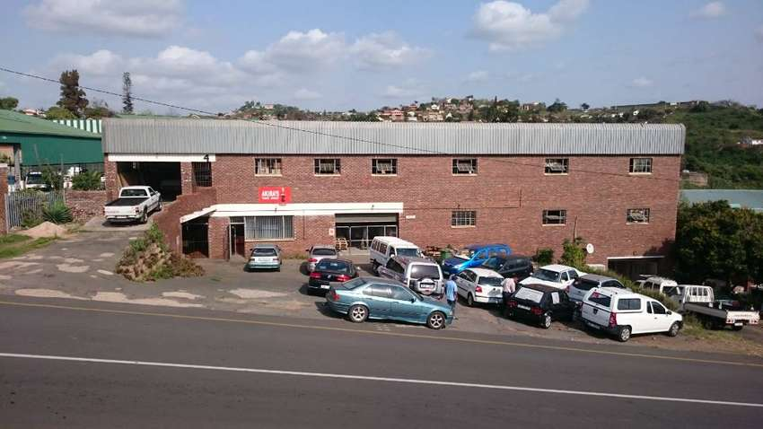 Factory premises for rent in Verulam 0