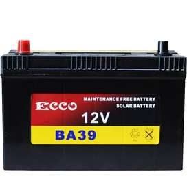 39AH ECCO SOLAR BATTERY