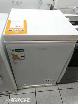 Chest freezer 130 liters