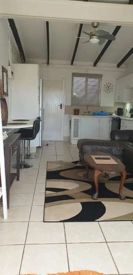 1 bed, fully furnished, newly renovated garden cottage in DurbanNorth