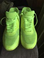 Airmax Nike Neonowe 38