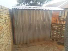 Tool or garden shed