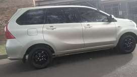 TOYOTA AVANZA SEVEN SEATER 1.5 IN EXCELLENT CONDITION