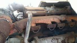 Cummins 290 Engine and Auto gearbox for sale