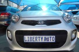 2017 Kia Picanto 1.2LS Auto 11,000km Hatch Back Automatic LIBERTY AUTO