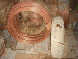 Проволока биметаллическая сталемедная БСМ-1 4мм, 6мм