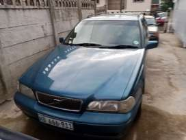 1999 station wagon Volvo ex GP car in good condition