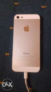 iphone 5 white color 0