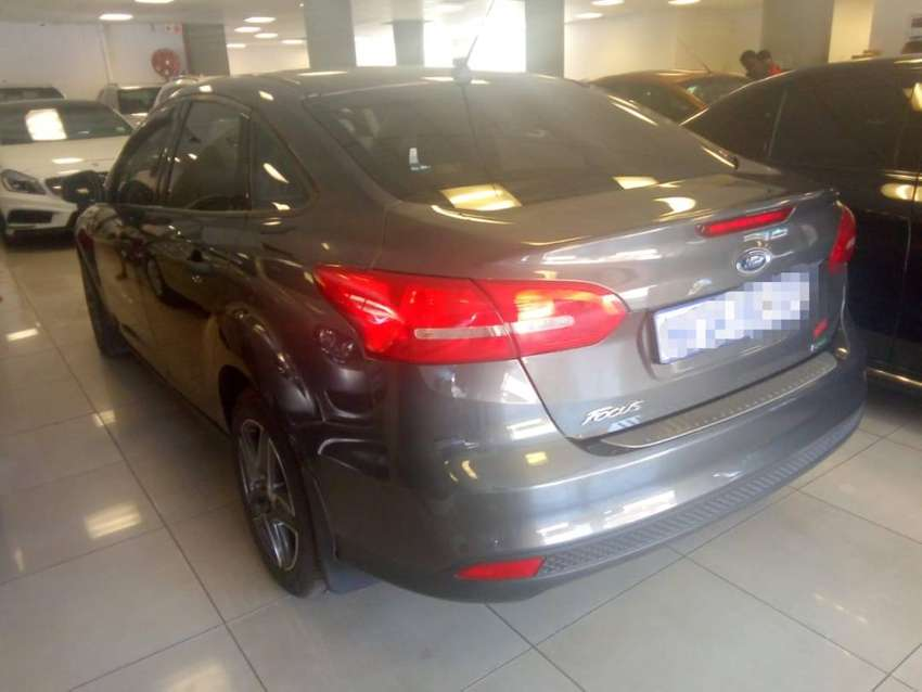 Ford Focus 1.0 Ecoboost Powershift 0