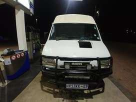 Iveco turbo  daily camper project