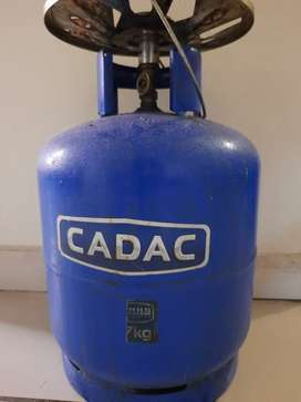 7kg CADAC Gas Cylinder and cooking  plate
