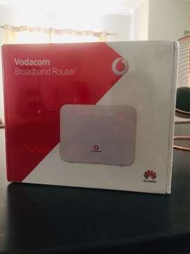 Vodacom Router with dongle