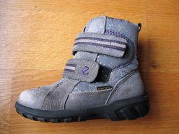 Buty zimowe kozaki śniegowce Ecco 26 dł. 17cm GORE-TEX super stan