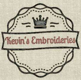 Kevin's Embroideries