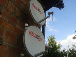 Montaż i serwis anten satelitarnych i internetowych