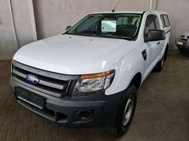 *2015 Ford Ranger 2.2TDCI XL Supercab-Only 119500km-R219900