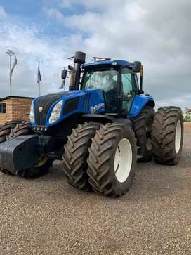 2016 New Holland T8-360