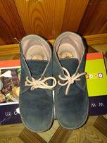 Ботинки кожаные pablosky 31 размер