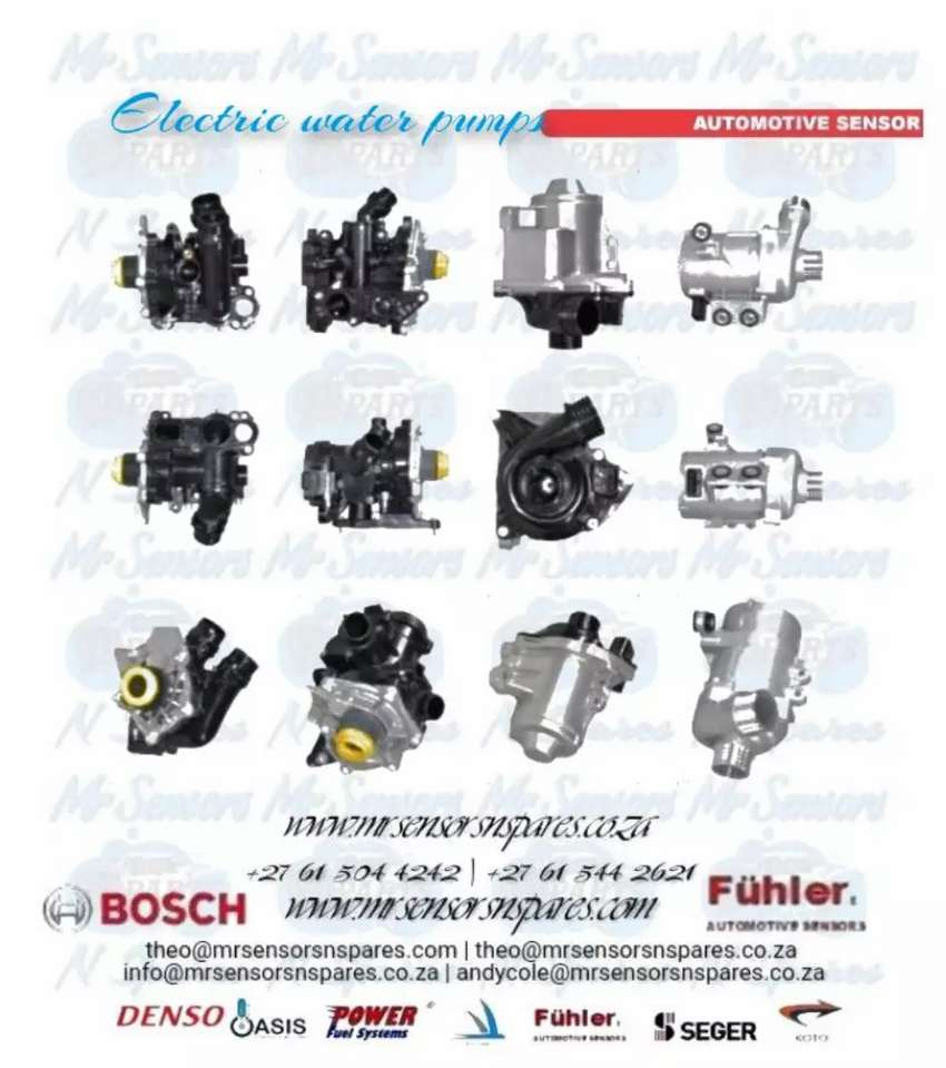 Electric Water Pumps For Toyota bmw Mercedes