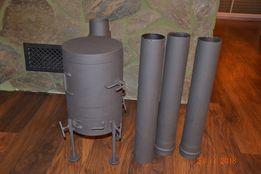 Piecyk do namiotu 2-3 osobowego z kolektorem hot tent