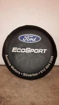 Image of Spare wheel Cover for EchoSport R450