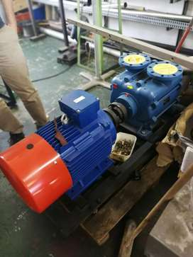Industrial Vaccum pump and motor for sale