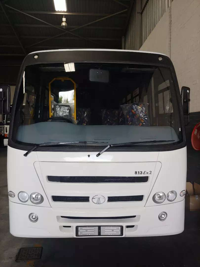 Tata 32,36&44 Seater Commuter Buses 0