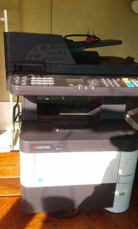Printer x2 and copier Kyocera