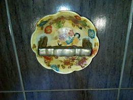 Niska bomboniera 11cm motyw japoński,chiński.