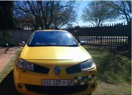 Renault Megane F1 Limited Edition Sport RS