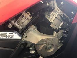 Мотор Brp outlander 650