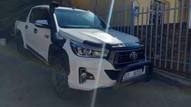 2020 Toyota Hilux 2.8 GD-6 Double Cab 4x4 Raider for sale.