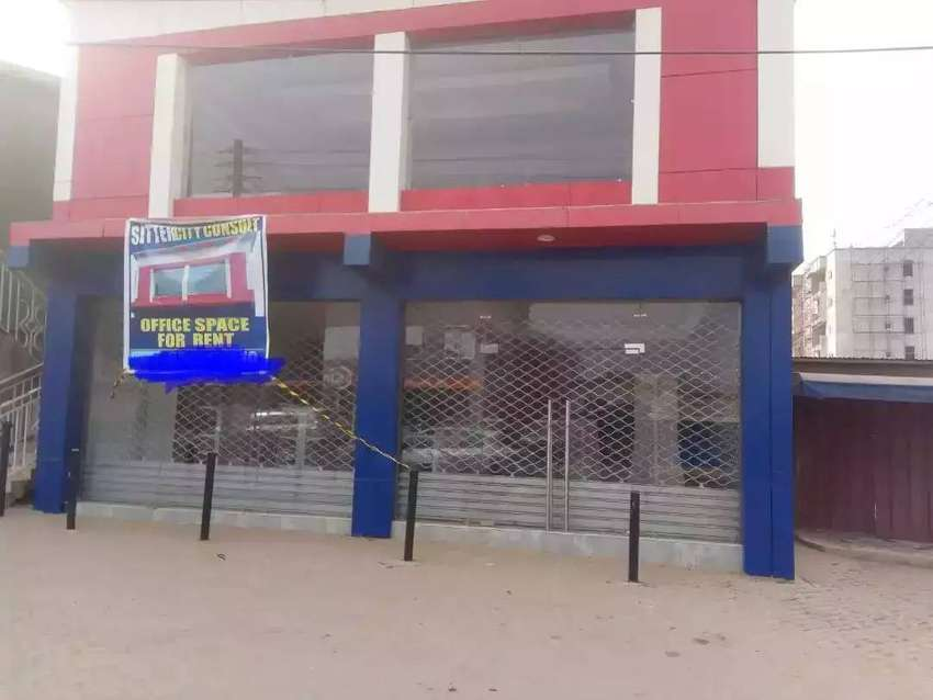 Showroom space for rent 0